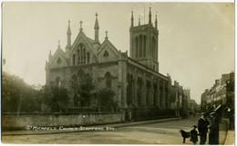 STAMFORD  LINCOLNSHIRE  St. Michael's Church - Altri