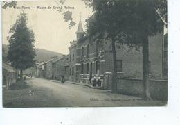 """Trois Ponts Route De Grand Halleux ( Etat Voir Au Dos Le Papier Est """" Déforcé """" ) - Trois-Ponts"""