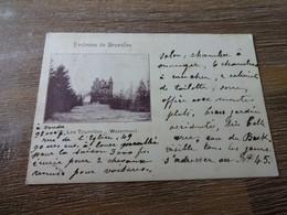 Watermael Les Tourelles (environs De Bruxelles) - Watermael-Boitsfort - Watermaal-Bosvoorde
