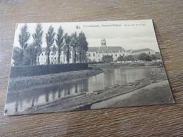 Drongen;tronchiennes Ancienne Abbaye Vue Du Coté De La Lys - Gent