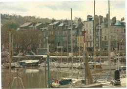 P6266 Honfleur - Les Bateaux De Plaisance Dans Le Port - Barche Boats Baetaux / Non Viaggiata - Honfleur
