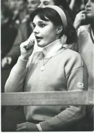 Figure Skating - 1968 Winter Olympic Games - Grenoble, France : Hana Mašková - Czechoslovakia - Eiskunstlauf