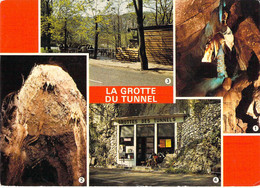 07 - Vallon Pont D'Arc - La Grotte Du Tunnel - Multivues - Vallon Pont D'Arc