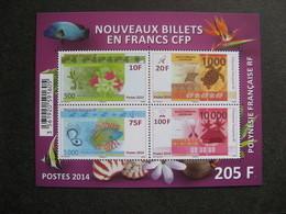 Polynésie:  TB BF N° 40, Neuf XX. - Hojas Y Bloques