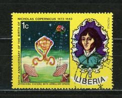 LIBERIA  : - COPERNIC -  N° Yvert   623  Obl - Liberia