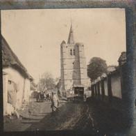 Photo 14 18 FAVREUIL (près Bapaume) - L'église, Soldats Allemands (A231, Ww1, Wk 1) - Other Municipalities
