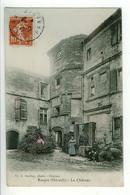 34 - B5132CPA - ROUJAN - Le Château - Très Bon état - HERAULT - Unclassified