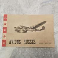 AVIONS RUSSES - Otros
