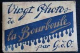 La Bourboule : 20 Photos Format 9x6 Cm-Noir & Blanc Par G.D.O. & 3 Cartes Postales dont 2 Affranchies De La Bourboule, - Non Classificati