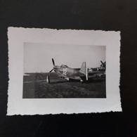 LE Bourget AVION RUSSE YACK 3   3éme Escadrille Photo 9cm/6cm - Guerra, Militares