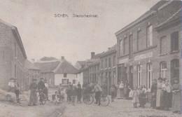 Zichem-Sichem-Diestschestraat. - Scherpenheuvel-Zichem