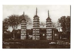 CHINE - SHANGHAI - Cp Photo Kashing Temple Bon état - China