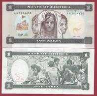 Erythrée 1 Nakfa    1997 ---UNC --(307) - Eritrea