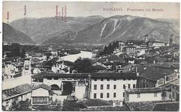 Bassano (Vicenza). Veduta Col Brenta. - Vicenza