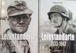 1933-1945 ALEMAND HEIMDAL Leibstandarte. 2 Volumes. - Guerra 1939-45