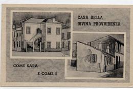 COMACCHIO - CASA DELLA DIVINA PROVVIDENZA.........- FERRARA - NON VIAGGIATA - Ferrara