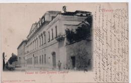 FERRARA - PALAZZO DEL CONTE CAMERINI - VIAGGIATA - Ferrara
