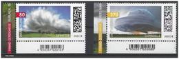 BRD MiNr 3613-3614 Serie: Himmelsereignisse  Gewitter Und Superzelle - Nuevos
