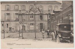 Corbeil  (91 - Essonne) Clinique Saint Léonard - Corbeil Essonnes