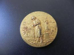 Medaille Société Centrale D'Horticulture Des Ardennes - Concours De Jardin Ouvriers - Non Classés