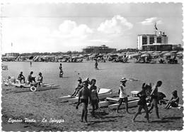 Lignano Pineta (Udine). La Spiaggia. - Udine