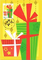 41132. Tarjeta Maxima MERRYLANDS (NSW) Auustralia  2012. Chistmas Gifts. Regalos De Navidad - Maximum Cards