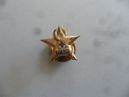 (Militaria - Section D'Infirmiers Militaires - Insigne Drago Sans Réf..) - 11 E  S.I.M. (Miniature à Vis).....voir Scans - Medizinische Dienste