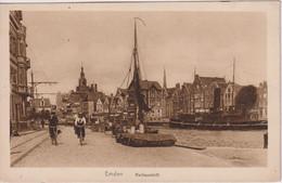 GERMANY - EMDEN - Rathausdelft - Emden