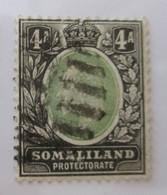 Somaliland 1904 Yv 24 SG 37 Used (95) - Somaliland (Protectorate ...-1959)