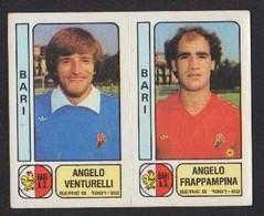 Stikers Panini 1981-82 Calcio Football Bari Venturelli Frappampina FAS00365 - Italian Edition