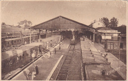 BERGERAC La Gare Intérieur Animée    708 - Bergerac