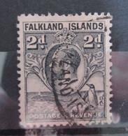 Falkland 1929 Yv 52 SG 118 Used (68) - Falkland Islands
