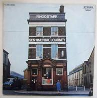 Ringo Starr, Sentimental Journey LP 33 BIEM Pathé Marconi 2C062-04389 - Rock