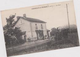 Chemillé- Sur- Indrois La Gare - Non Classificati