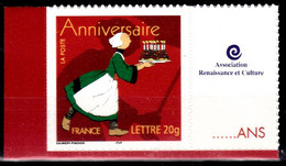 Personnalisé - Bécassine TVP - Vignette Entreprise - Y&T N° 3778B - Personalized Stamps
