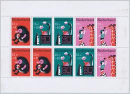 BL 006 ** - Cote 7,50 €  - Pour L'ienfance - Unused Stamps