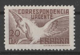 1938-1939 Pegaso Urgente. Edifil 861 - 1931-50 Nuovi