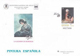 España Sobre Entero Postal Nº 35 - 1931-....