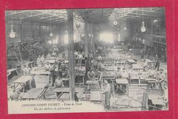75,-  PARIS 6 SUPERBES CARTES COFFRES-FORTS FICHET - Other