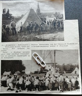 """SCOUTS ..1932.. HET GROEPEMENT """"EXTRAMUROS """"DISTRICT ANTWERPEN VERBROEDERINGSKAMP TE BOUCHOUT - Zonder Classificatie"""