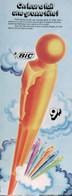 Publicité Papier BIC STYLO PEN 9X28 1973 SP1053001 - Advertising