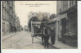 Becon Les Bruyéres Seine Avenue Faidherbe - Otros Municipios