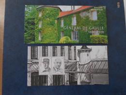 FRANCE BLOC SOUVENIR Xxx GENERAL DE GAULLE** - Foglietti Commemorativi