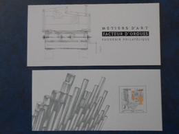 FRANCE BLOC SOUVENIR 164 FACTEUR D'ORGUES** - Foglietti Commemorativi