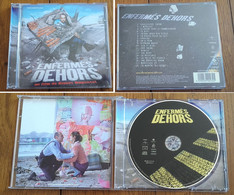 """Cd Album Bande Originale Du Film """" Enfermes Dehors """" Albert Dupontel NEUF MINT - Musica Di Film"""