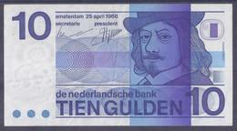 Pays Bas 10 Gulden - 10 Gulden
