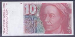 Suisse  10 Franc - Svizzera