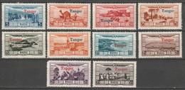 Maroc Poste Aérienne N° 22 - 31 * Voir Description - Luftpost