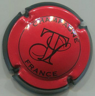 CAPSULE-CHAMPAGNE TRIBAUT N°27a Fond Rouge - Other