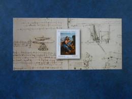 FRANCE BLOC SOUVENIR 160 LEONARD DE VINCI** - Foglietti Commemorativi